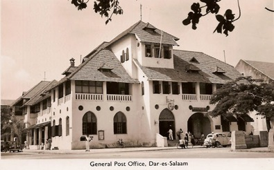 General Post office Dar es Salaam