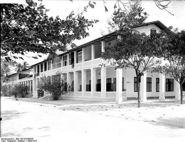 German East Afr - Commandant House - 1906 - Dobbertin